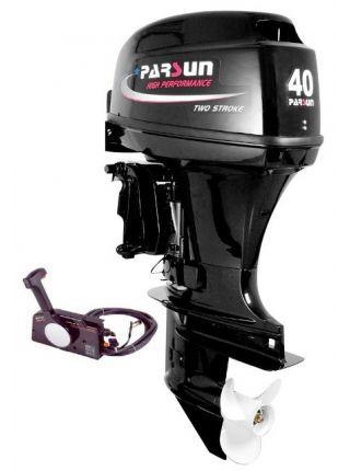 Фото Мотор Parsun 40 л.с. 2-х тактный