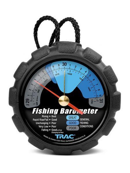 Фото Барометр TRAC ручной, для рыбалки T 3002