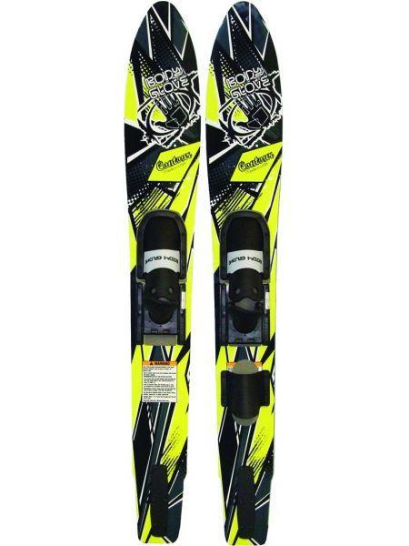 Фото Лыжи широкие 163см Contour BG811/BG815, Bodyglove США