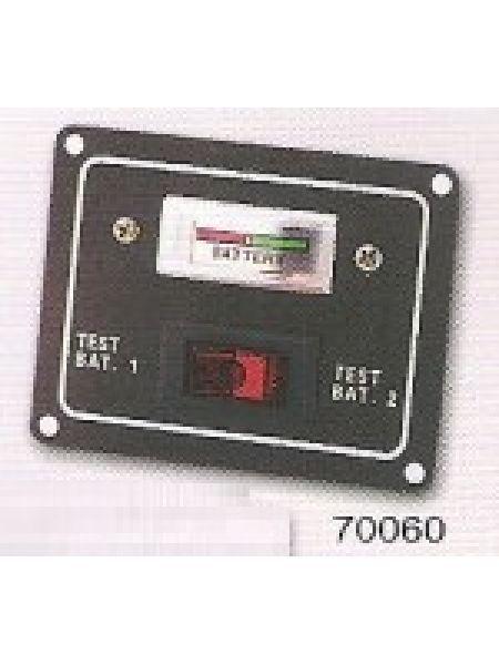 Фото Панель на 1 переключатель и уровень заряда батареи, Тайвань, 70060-12