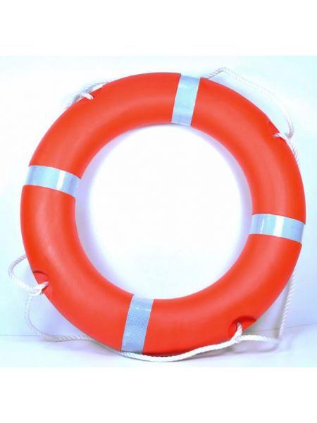 Фото Круг спасательный2,5кг, диаметр 75см
