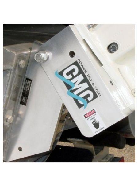 Фото Электрогидравлический подъемник PT-130 CMC для моторов до 130 л.с