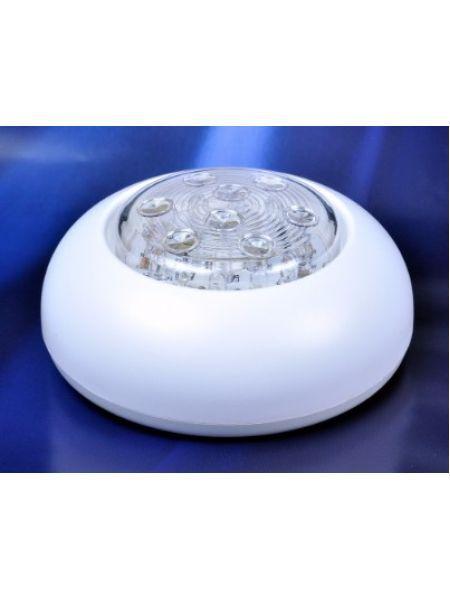 Фото Светильник LED включение нажатием 00165-WH