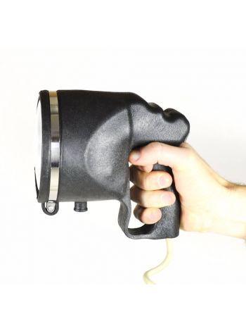Фото Поисковый прожектор,с ручкой, резина LS513
