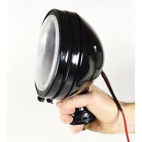 Поисковый прожектор, ксенон LSHID6012k Китай (черный) с крышкой