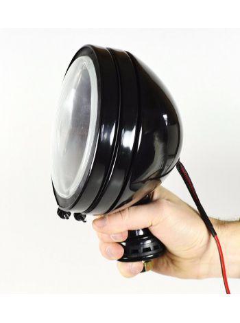 Фото Поисковый прожектор, ксенон LSHID6012k Китай (черный) с крышкой