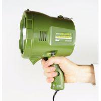 Поисковый прожектор,с ручкой, зеленый LS514 (green)