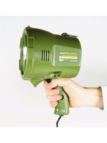 Фото Поисковый прожектор,с ручкой, зеленый LS514 (green)