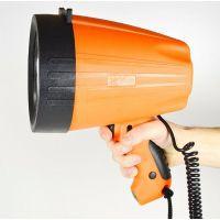 Поисковый прожектор,с ручкой, оранжевый LS515(orange)
