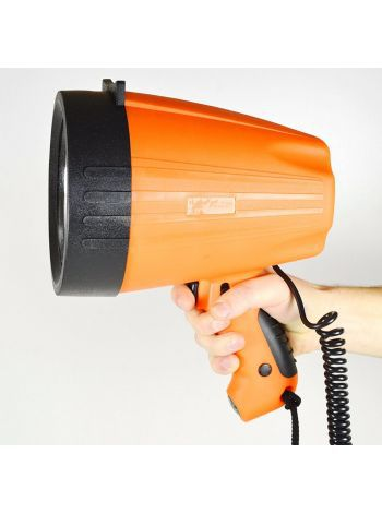 Фото Поисковый прожектор,с ручкой, оранжевый LS515(orange)