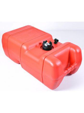 Фото Бак топливный с датчиком топлива, 24л, C14540