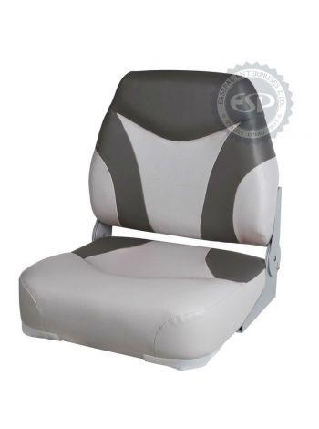 Фото Сиденье Premium Folding Seat серо-белое