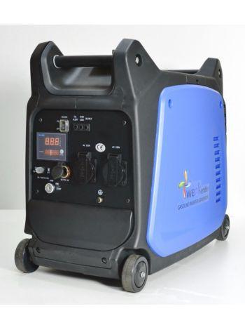 Фото Генератор-инвертор Weekender X3500ie электрозапуск