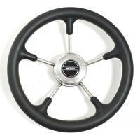 Рулевое колесо Pretech нержавейка 32 см черное