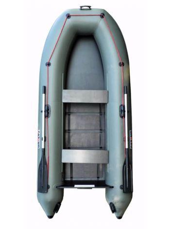 Фото Надувная лодка Parsun 330 зеленая