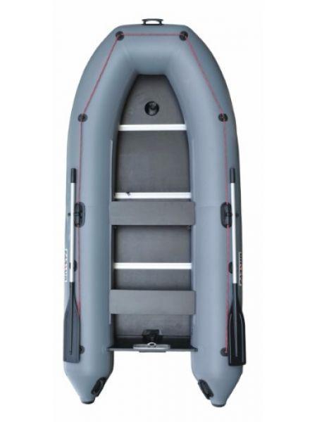 Фото Надувная лодка Parsun 330E килеваясерая
