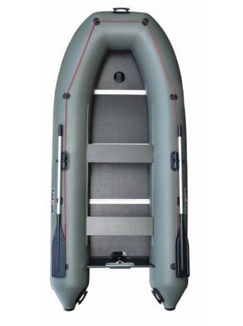 Фото Надувная лодка Parsun 330E килеваязеленая