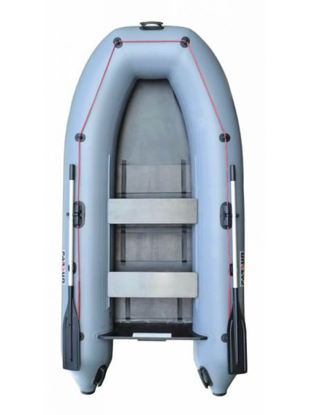 Фото Надувная лодка Parsun 300 серая
