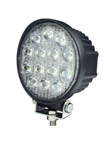 Фото Прожектор LED842 черный рассеянный 2940lm 42V