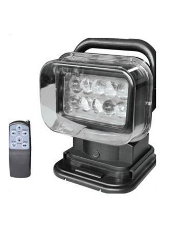 Фото Прожектор LED523 точечный черный 3200lm 50W