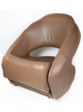 Фото Сиденье Premium Bucket с системой flip-up коричневое