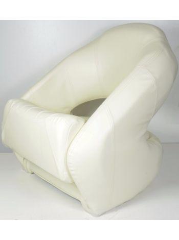 Фото Сиденье Premium Bucket с системой flip-up белое