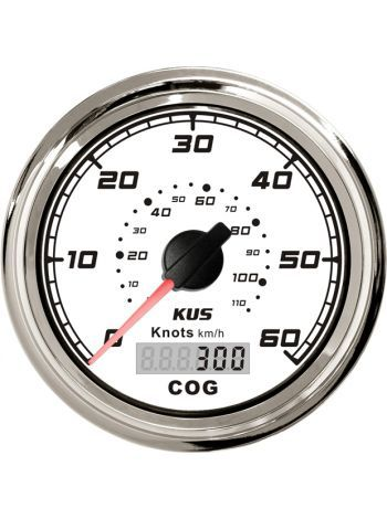 Фото GPS спидометр Wema белый CMSB-WS-60L