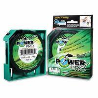 Шнур Power Pro 0.18 китай, зеленый