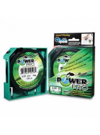 Фото Шнур Power Pro 0.35 китай, зеленый