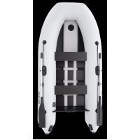 Надувная лодка Jetmar 3м светло-серая, узкий привальник