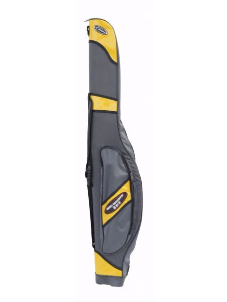 Чехол для удочек жесткий XB-E012 желтый