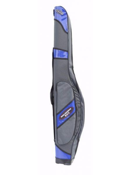 Чехол для удочек жесткий XB-E012 синий