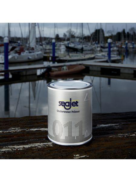 Фото SEAJET 011 грунтовка, только для подводной части 0,75л серебро