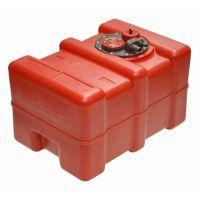 Топливный бак из полиэтилена Eltex 42 литра 35х50хH33см