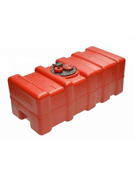 Топливный бак из полиэтилена Eltex 70 литров 35х80хH33см