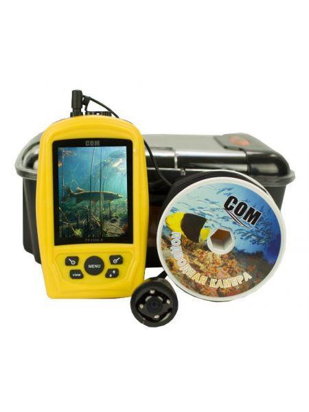 Подводная цветная видеокамера Lucky FF3308-8