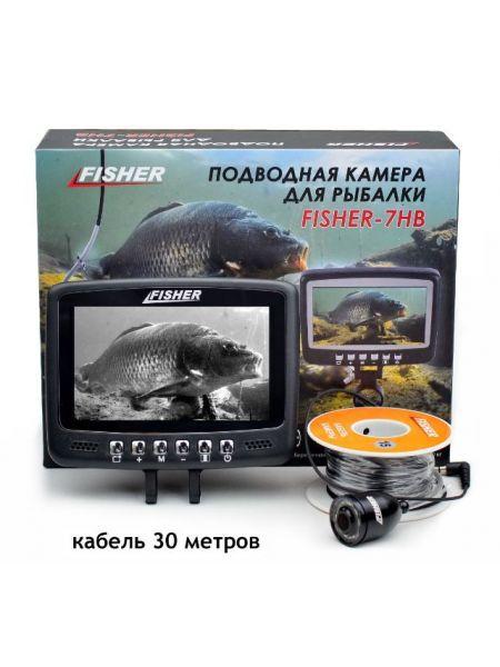 Подводная камера Fisher CR110-7HB кабель 30м
