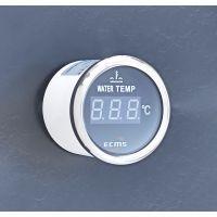 Цифровой датчик температуры воды ECMS (черный)