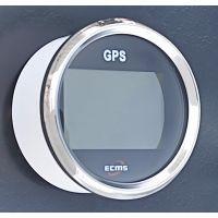 GPS спидометр мультиэкран ECMS (черный)