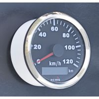 GPS спидометр ECMS (черный)