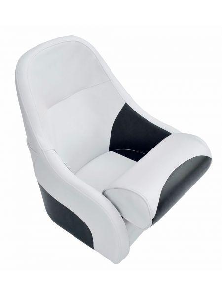 Кресло Flip up с крепежной пластиной серо-черное синее 13123