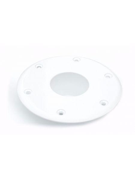 Основание для стойки стола белое ААА 54018-WH