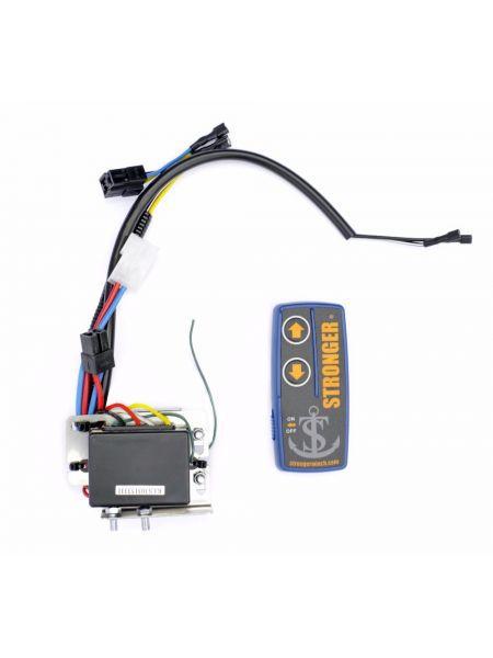 Радиомодуль и пульт управления для дистанционного управления лебедкой NEW