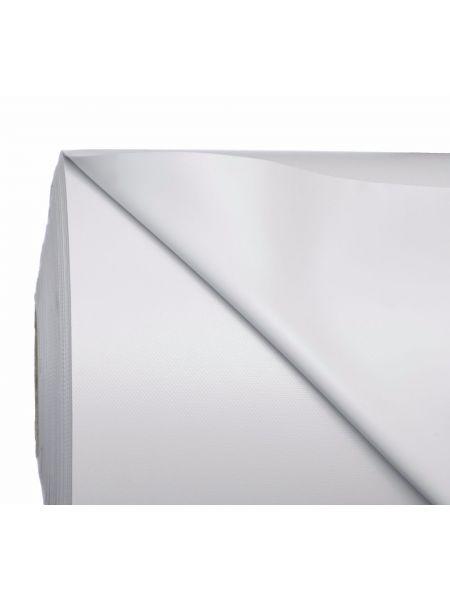 Ткань ПВХ (PVC) 50х2,05м светло-серая, 950гр ПОЛУГЛЯНЕЦ рулон
