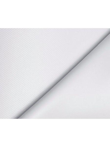 Ткань ПВХ (PVC) 1х2,05м светло-серая 950гр ПОЛУГЛЯНЕЦ
