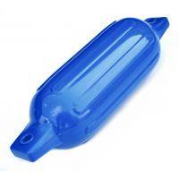 Кранец синий ребристый 4.5''*16'