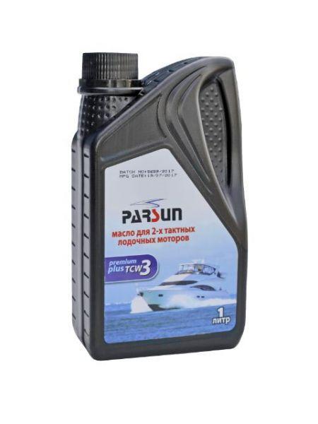 Масло PARSUN 2-х тактное TCW3 Premium Plus 1 литр NEW
