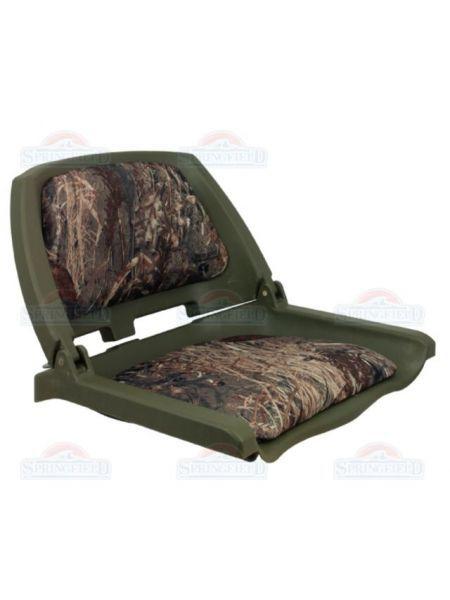 SF Пластиковое складное сиденье болотистый дуб слепая утка