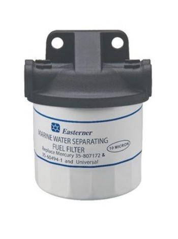 Фильтр-сепаратор Mercury с пластиковой крышкой C14550P