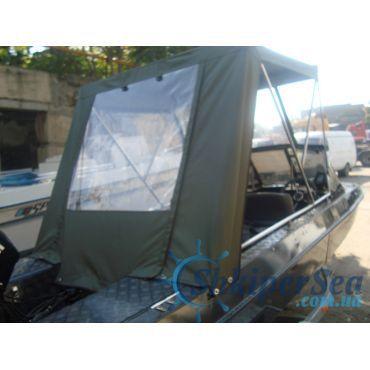 Пошив тентов на лодку в Одессе: индивидуальный подход